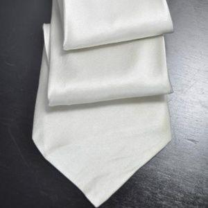 Brioni SOLID SILVER Tie